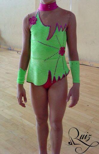 maillot gimnasia ritmica escuela