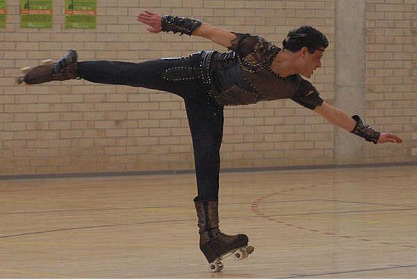 patinaje artistico libre individual