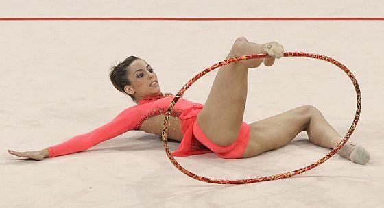 recuperaciones de aro gimnasia ritmica