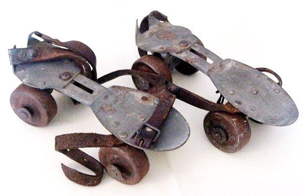 primeros patines Hoans Brinker